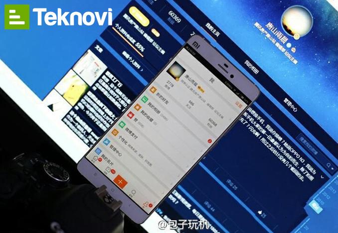 Xiaomi Mi5 safir ekranlı telefon