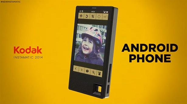 Kodak Android Telefon