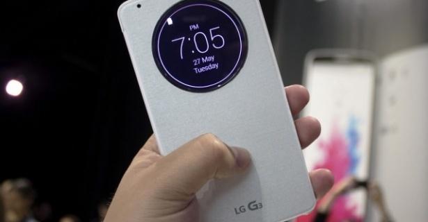 LG G3 Şarj Olurken Patladı