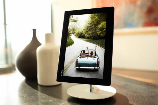 Sony büyük ekranlı tablet