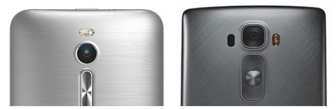 Asus Zenfone 2 Kamera Karşılaştırması