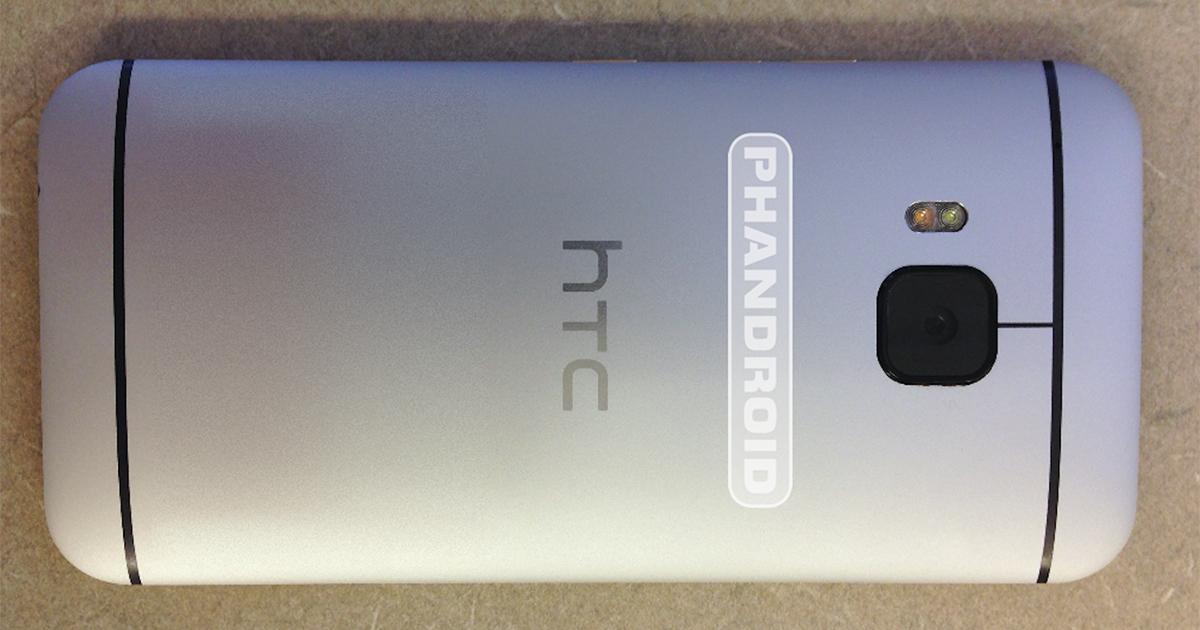 HTC One M9 Kamerası