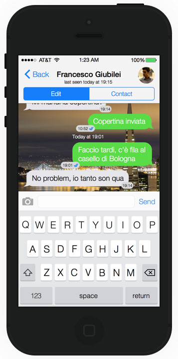 Whatsapp for iphone 4s download