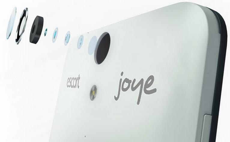 Escort Joye E8 Arka Kamerası