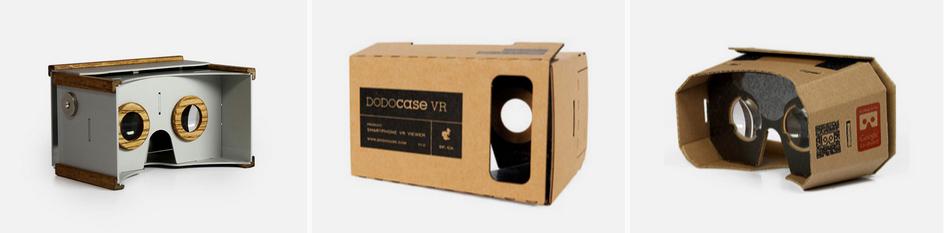 Hazır Google Cardboard Modelleri
