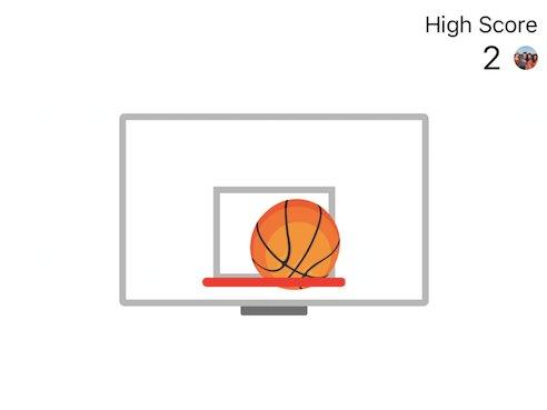 Facebook Messenger ile Basketbol Oyunu Oynayın!