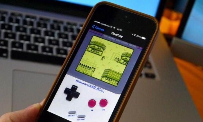 Gameboy Oyunlarını iPhone'da Oynayın