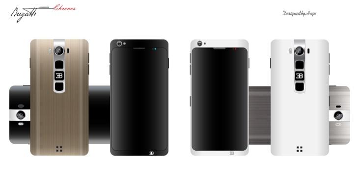 Chronos Akıllı Telefon 2