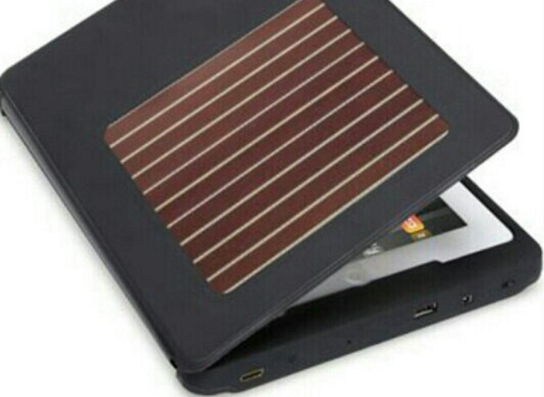 iPad Güneş Enerjili Ekran ile Geliyor 2