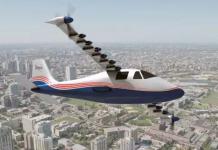 NASA'nın Elektrikli Uçağı Maxwell X-57 Duyuruldu!