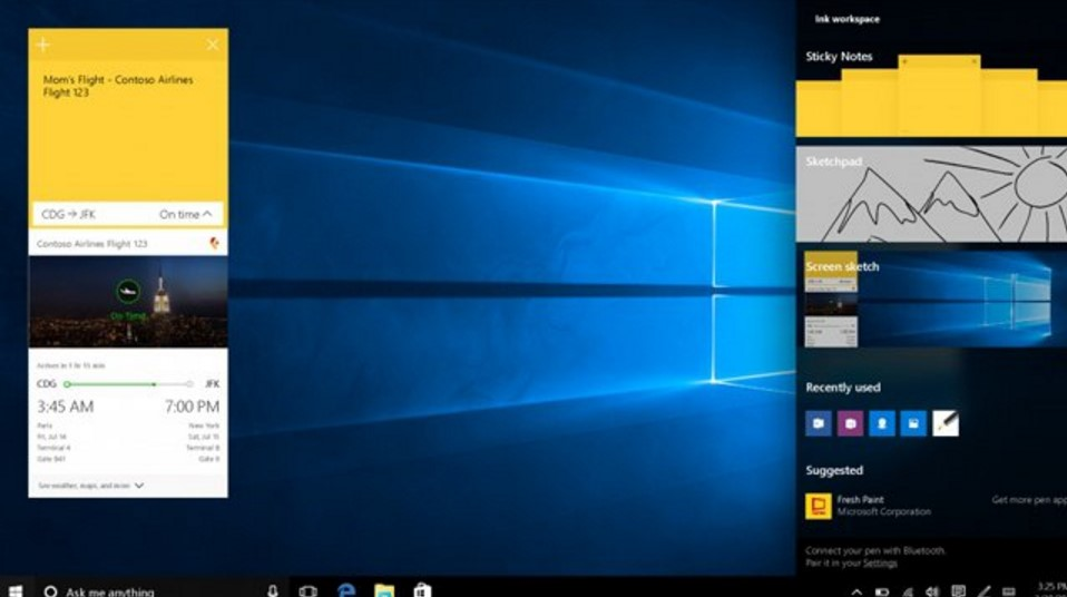 Windows 10 Yıldönümü Güncellemesi