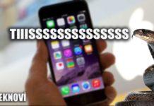 Apple iPhone 7'deki Tıslama Sesi Bir Çok Cihazda Var