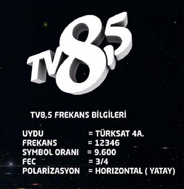 tv-85-frekans